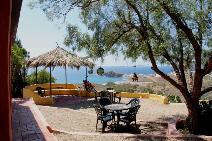 Vista espectacular-La Loma Hab. A