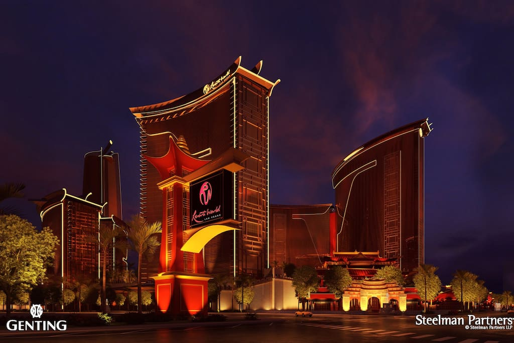 This is our Queens  NYC famous world casino which is not to far from me. There's a free bus station which is 5 minute from my house to drop and pick you up to the casino.