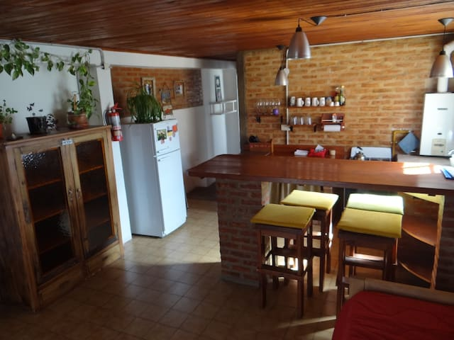 Comfy Apartment, Private Parking - El Calafate