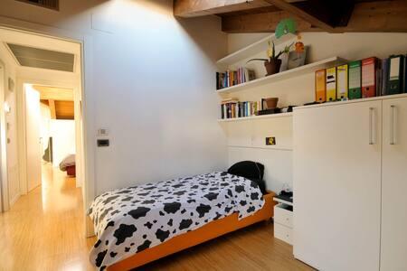 Single Room_Casa na Brasa - Trieste - Apartment
