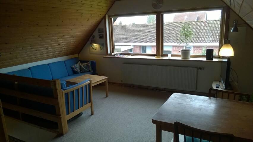 Visiting Aarhus? - Højbjerg - Loft-asunto