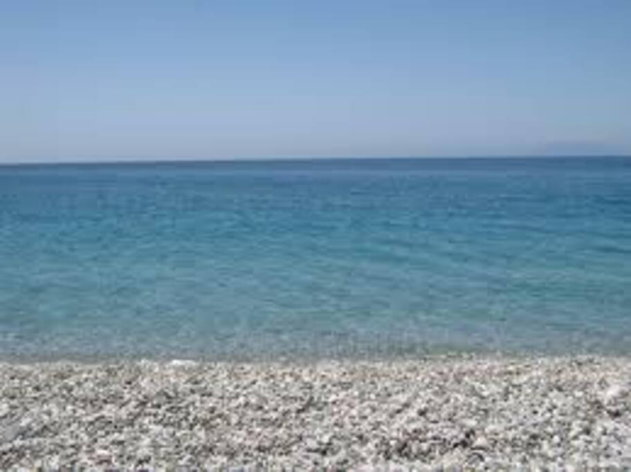splendida spiaggia