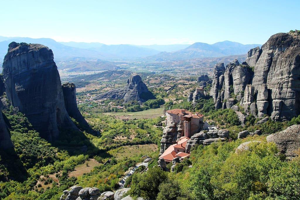 Trova case a Karditsa su Airbnb