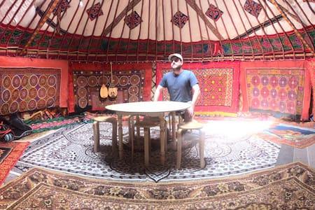 Almaty Yurt Camp