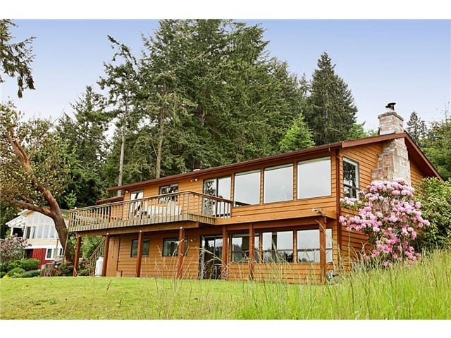 Whidbey Island Waterfront Living - Greenbank - Hus