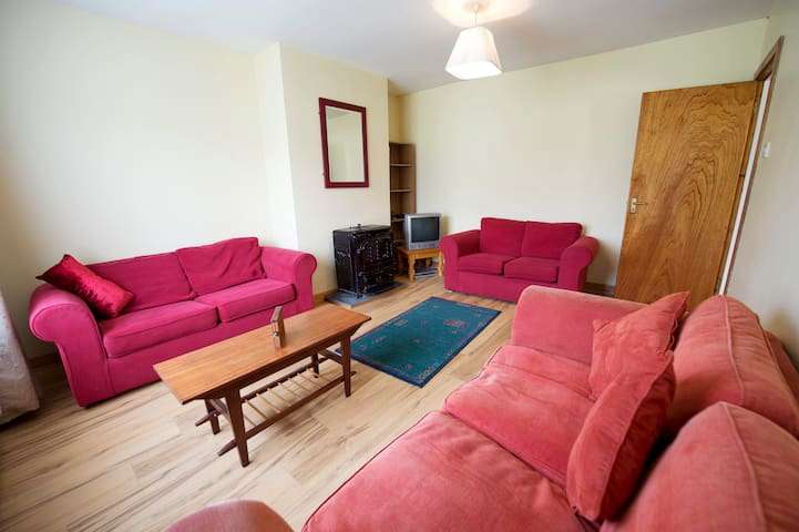 5 beds, 30minute walk to Galway Latin Quarter - Galway