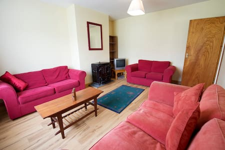 5 beds, 30minute walk to Galway Latin Quarter - Galway - Haus