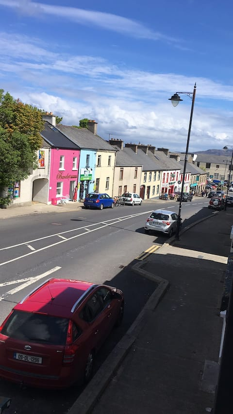 Townhouse on Dunfanaghy Main Street