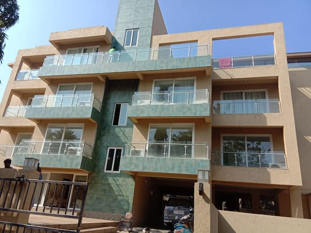 #3 Luxury 3 bedroom apartment in Dona Paula