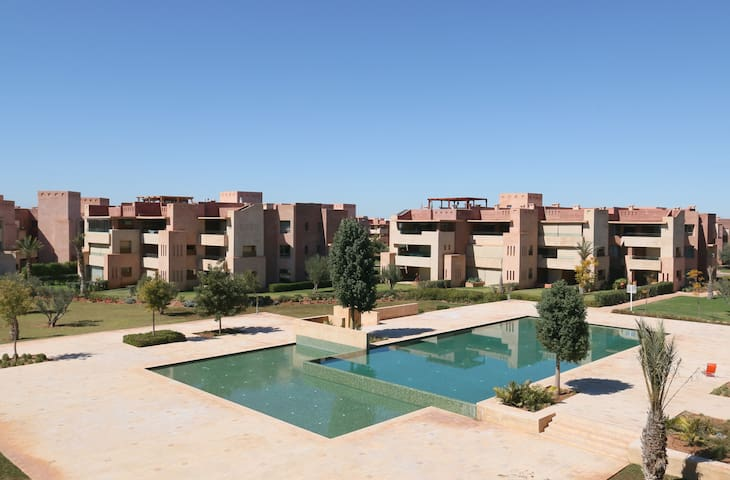 Appartement luxueux à Marrakech - Marrakesh - Apartment