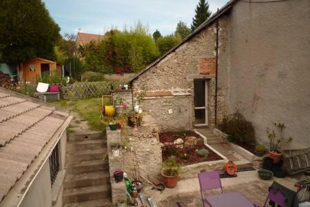 Petit studio dans cadre bucolique - Saint-Cyr-sous-Dourdan