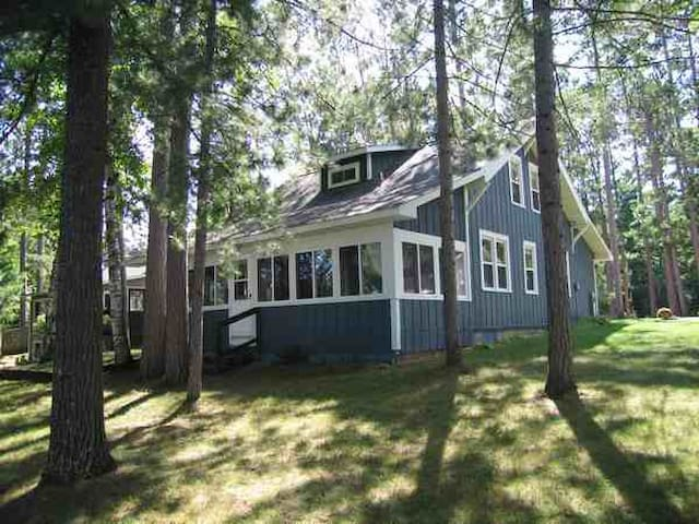 Luxury Cottage on Lake Minocqua - Minocqua - Rumah