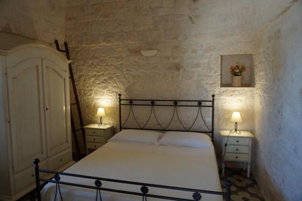 Camera matrimoniale Casale