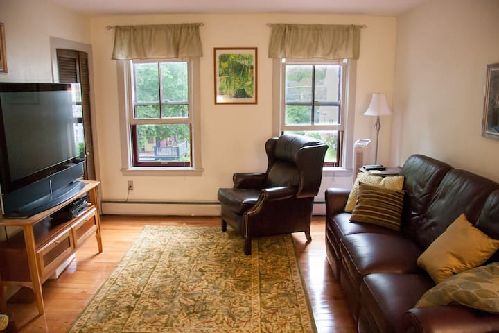 Downtown Saratoga-Walk to Broadway! - Saratoga Springs - Appartement