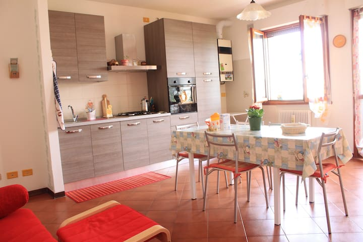The Sunny House, close to Venice! - Mira - Apto. en complejo residencial