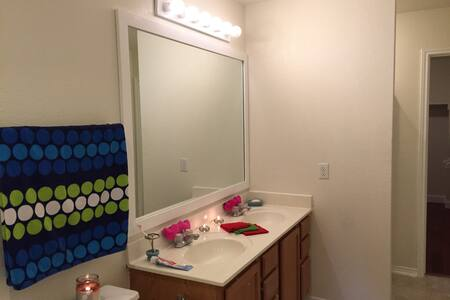 Master Suite - Austin - House