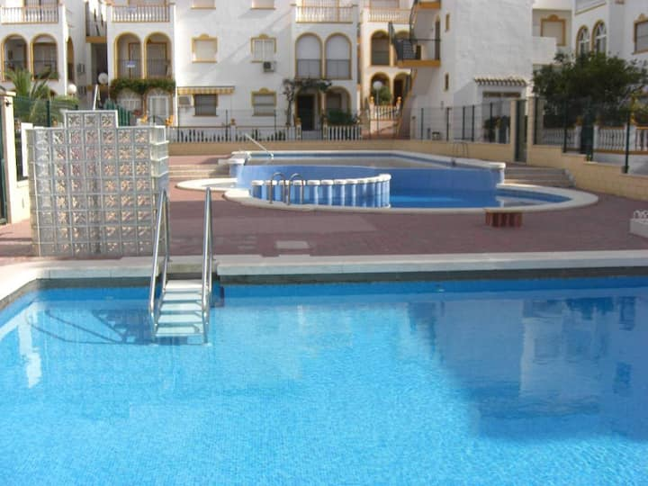 Bungalow in the district of La Mata