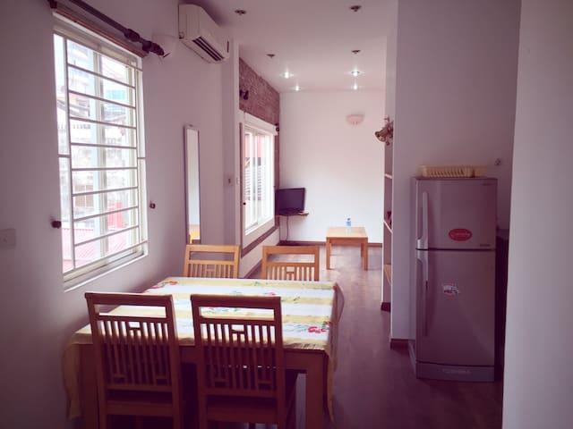 Sky View Suite Apartment - กรุงฮานอย - อพาร์ทเมนท์