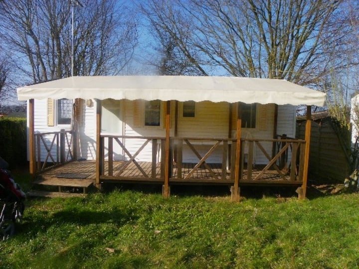 MH 7 Mobil home 3 chambres
