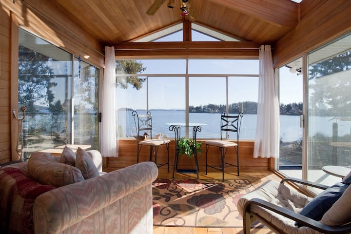 Sidney waterfront home