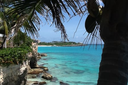 Tropical paradise on the Dutch side of St. Maarten - Wohnung