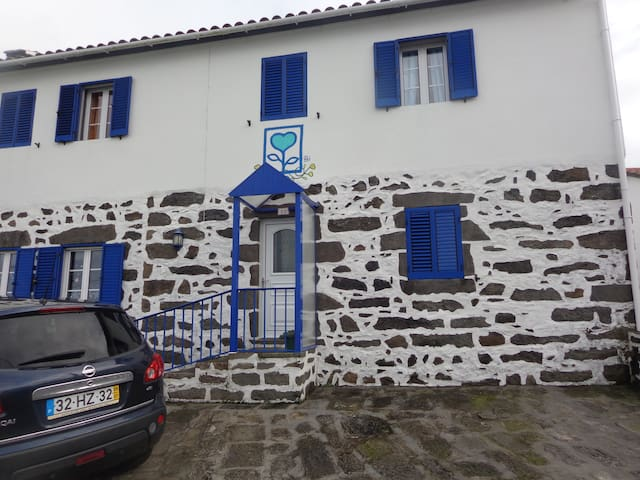 Rural peacefull house - Azores - Bed & Breakfast