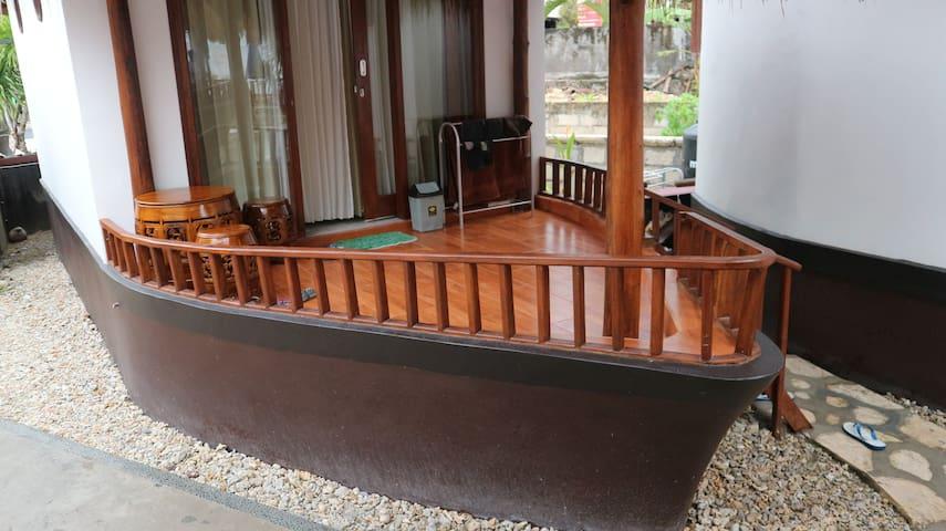 The Umah Prahu Cabin No. 1
