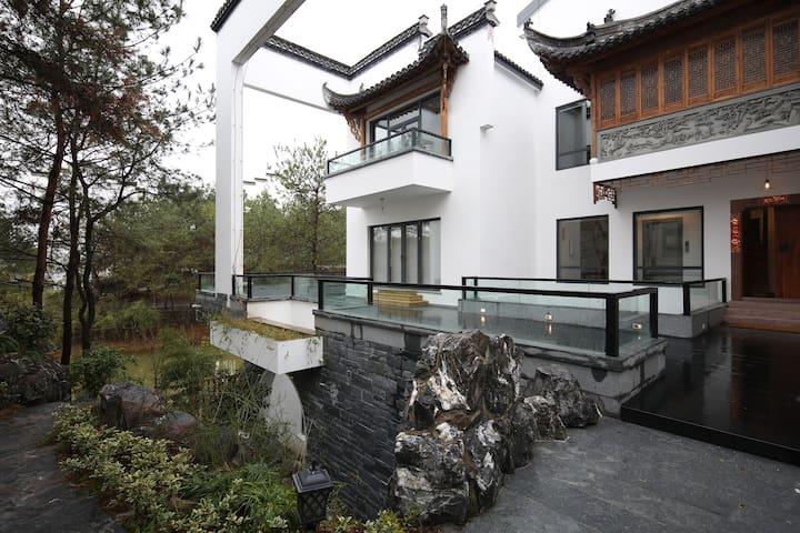 黄山徽州文化园别墅 Yellow Mountains House - Huangshan - House