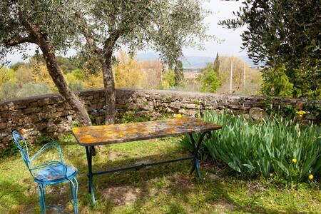 Gli Ulivi Panoramic Garden - Florencia