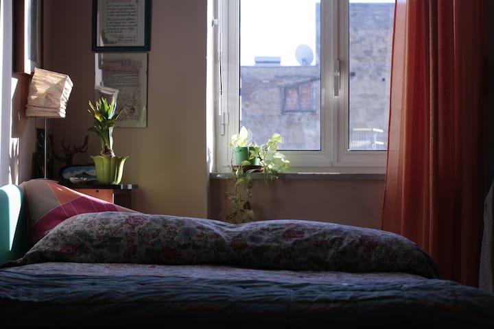 I Mille Colori Di Napoli R1 - Room and Terrace