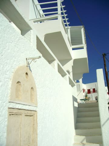 Anemomilos studios - Astipalea - Apartment