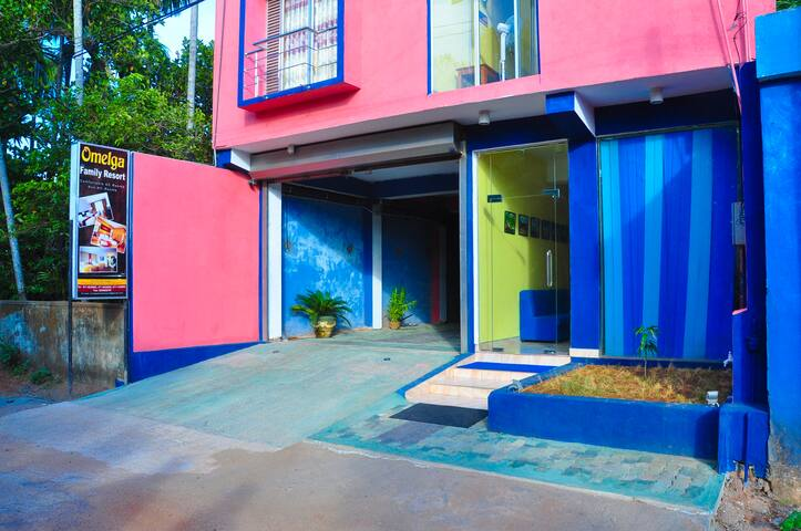 Deluxe Double Room AC - Anuradhapura - Bed & Breakfast