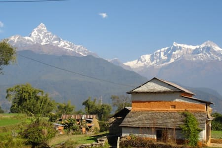 Home Stay - Pokhara - House