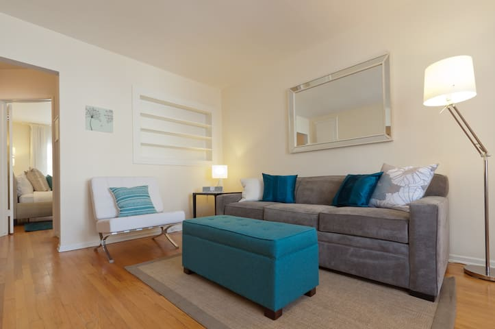 Wonderful Beach Bungalow Apartment - Los Angeles - Apartemen