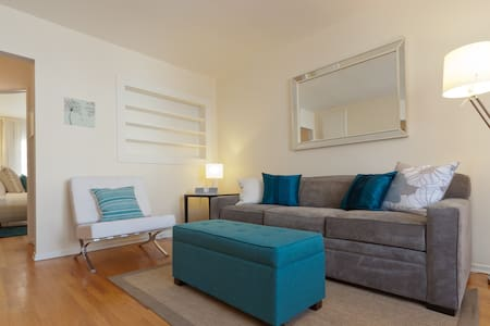 Wonderful Beach Bungalow Apartment - 洛杉矶 - 公寓