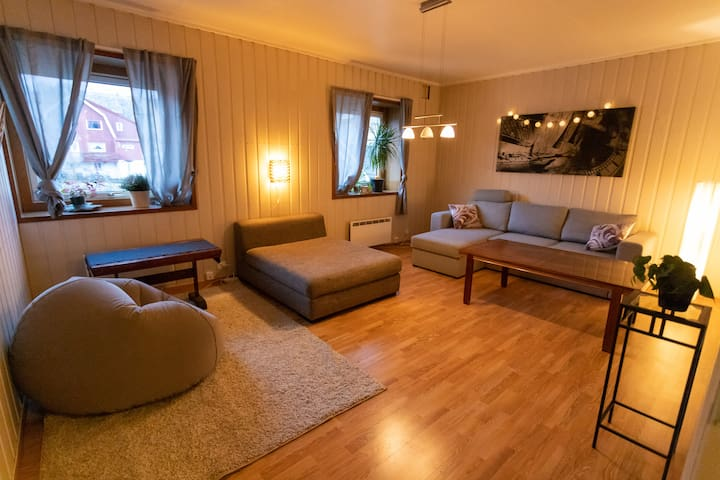 Spacious apartment with great location - 2 rooms