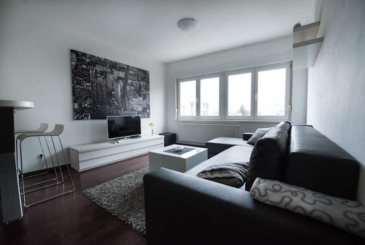 Apartman Zagreb, self check-in, 4 *, free parking
