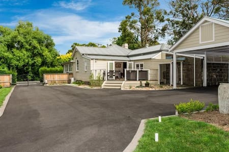 Old world charm with modern comfort - Bowral