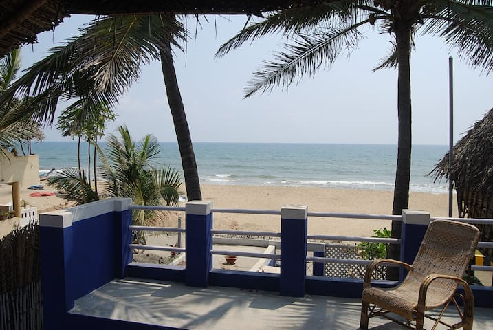 Serenity Beach, Villa Majorelle - Puducherry - House