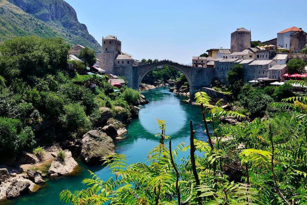 Old Bridge - Mostar is 100m from Apartment