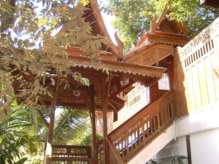 Donmuang ,J. Thomson Style  House