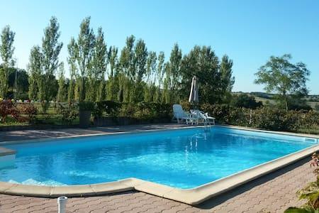 maison familiale (location semaine) - Salvagnac