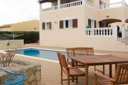 modern Villa with pool 3 bed Vsally - Sa Coma - Villa