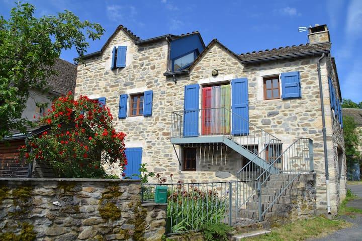 Location de vacances en Lozère Aubrac sud 3 ***