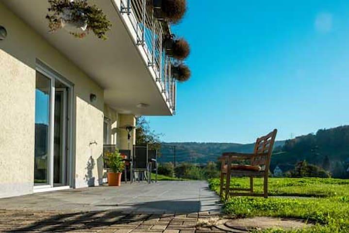 Moderne 2,5 Zimmer Ferienwohnung - Kandern- Wollbach - Appartamento