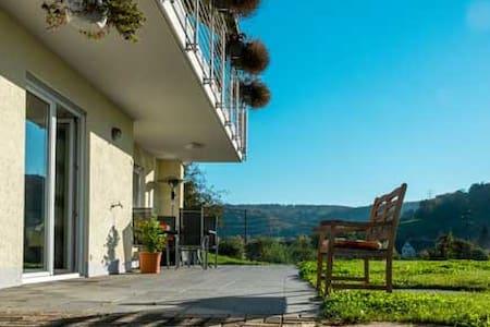 Moderne 2,5 Zimmer Ferienwohnung - Kandern- Wollbach - Lägenhet