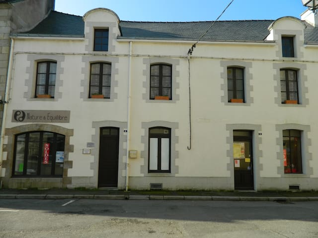 grand appartement en centre ville - La Roche-Bernard - Daire
