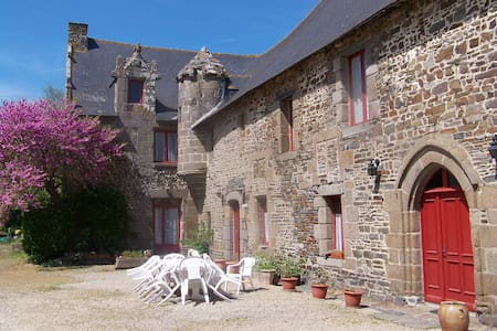 B&B in a brittany manor - Roz-Landrieux