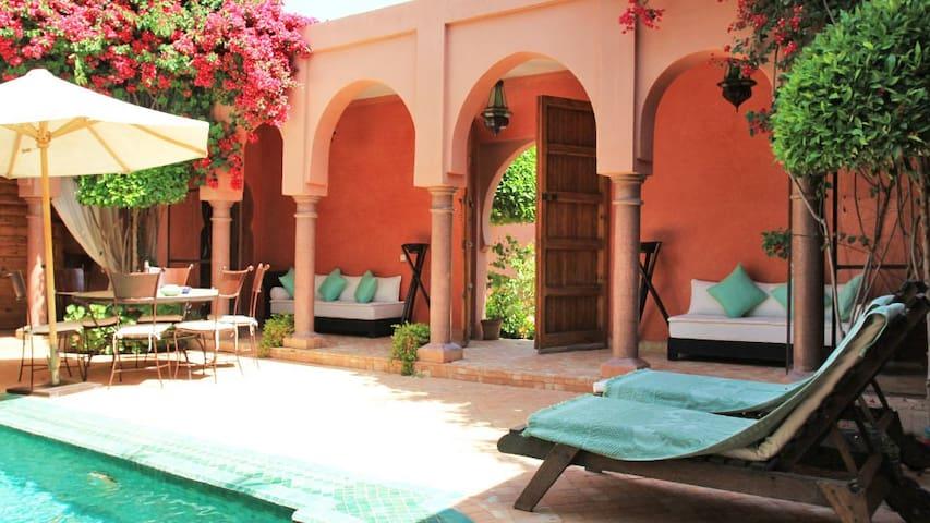 Villa privée en pleine Palmeraie ! - Marrakech - Villa