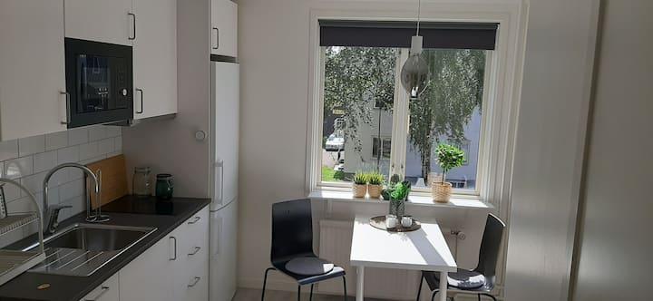Hel lägenhet i västra Göteborg